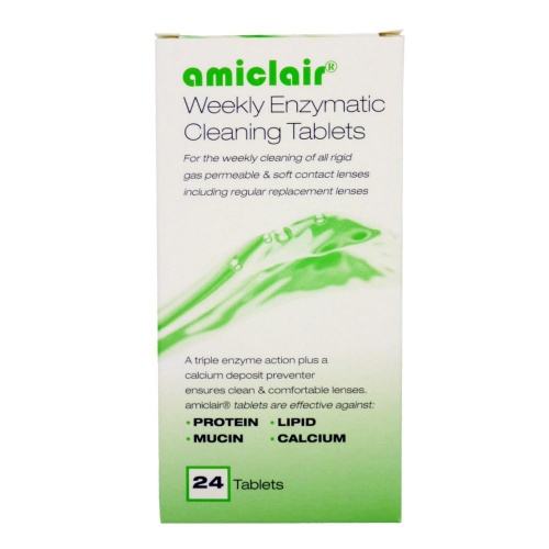 Amiclair Protein Remover -24 Tablets