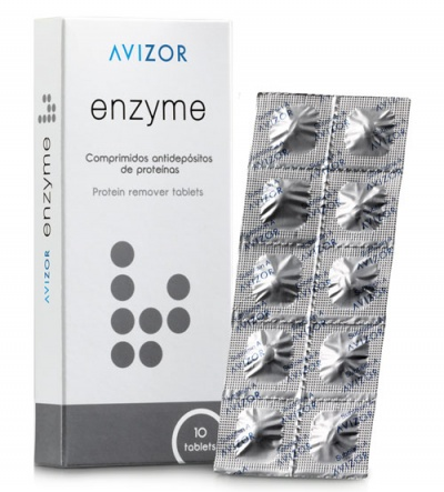 Avizor Enzyme Protein Remover Tablets