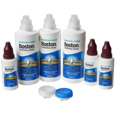Boston Cleaner Conditioning Solution Multipack