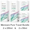 MultiBuy: Travel Bundle (2 x 250ml and 2 x 50ml)
