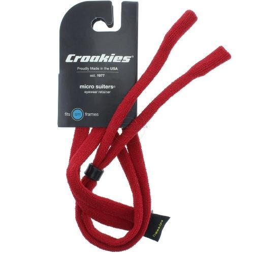 Croakies Micro Suiters Glasses Retainers