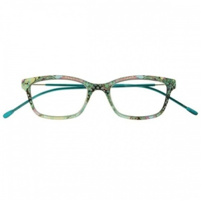 Reading Glasses - Womens - Olivia - Blue