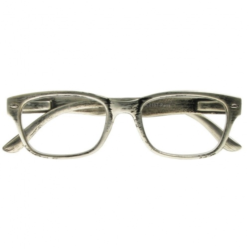 Reading Glasses - Unisex - Paris - Silver