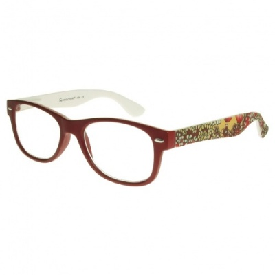 Reading Glasses - Womens - Lizzy - Red