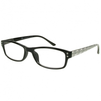 Reading Glasses - Unisex - Vienna - Silver