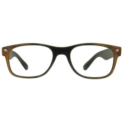 Reading Glasses - Unisex - Jamie - Brown