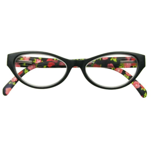 Reading Glasses - Womens - Summer - Black