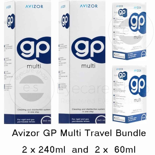 Avizor GP Multi Flight Travel Pack Bundle