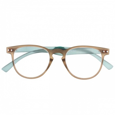 Reading Glasses - Unisex - Kent - Brown & Grey