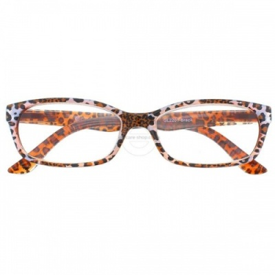 Reading Glasses - Womens - Brazil - Dark Leopard