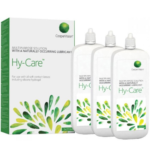 Hy-Care Contact Lens Solution