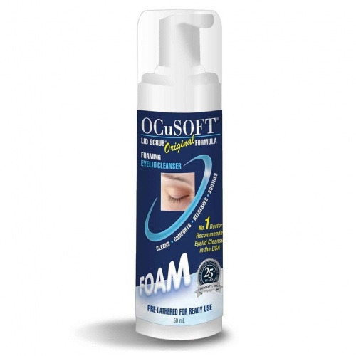Ocusoft Original Foam Cleanser