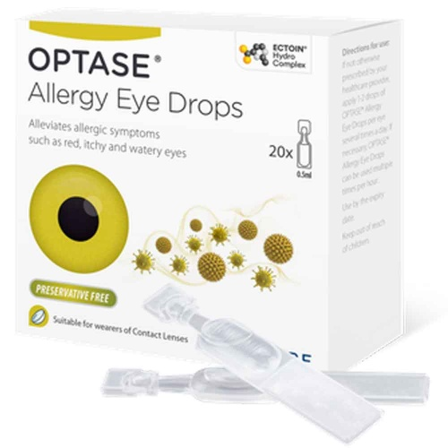 Optase Allergy Eye Drops