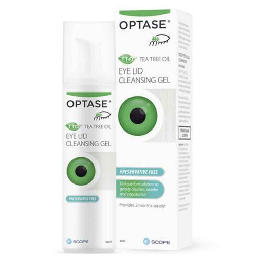 Optase Tea Tree Oil Gel