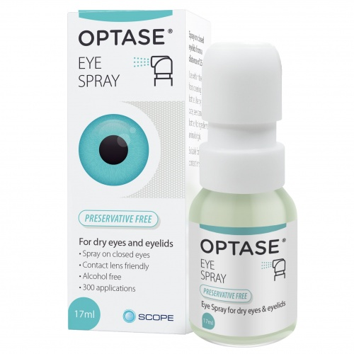 Optase Eye Spray