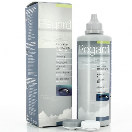 Regard Contact Lens Solution 355ml