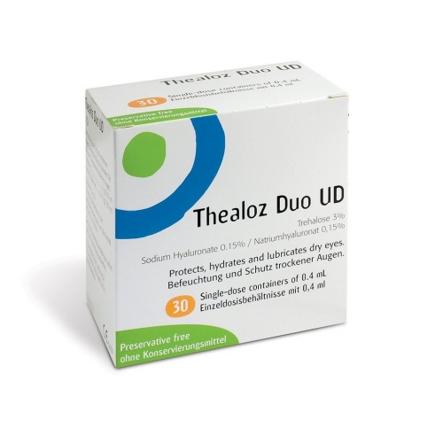 Thealoz Duo Unit Dose