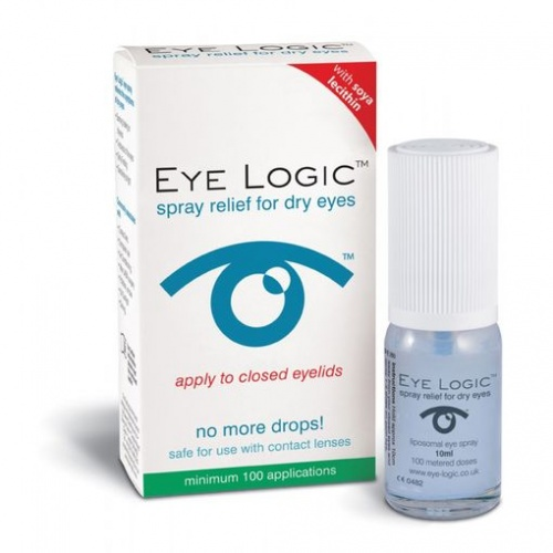 Eye Logic Spray (formerly Clarymist)