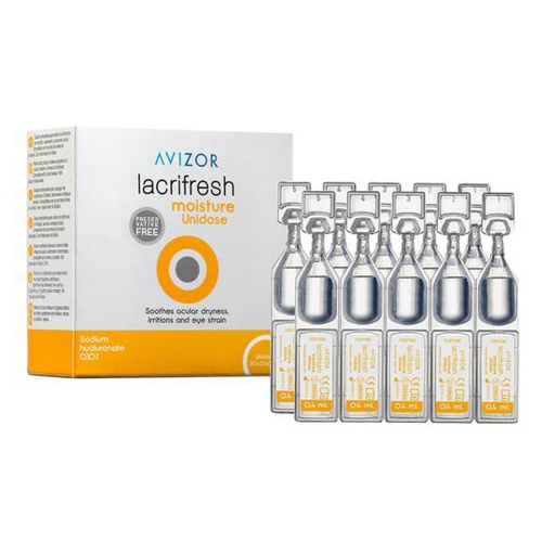 Lacrifresh Moisture Drops- Unit Dose