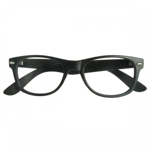 Reading Glasses - Unisex - Billi - Matt Black