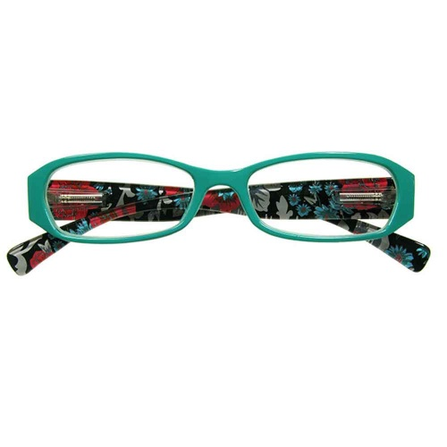 Reading Glasses - Womens - Isabelle - Turquoise