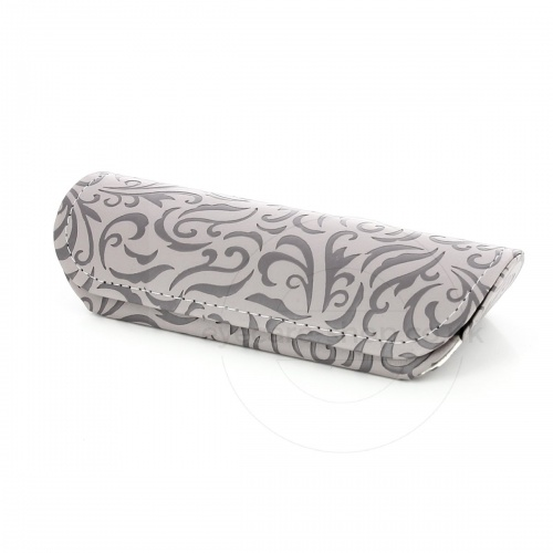 Nora Magnetic Close Glasses Case with Embossed Design