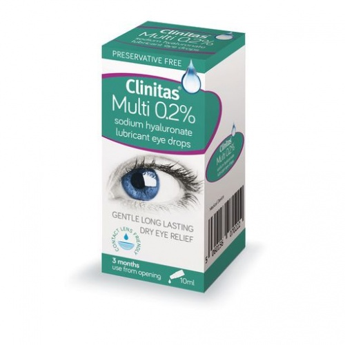 Clinitas Soothe Multi 0.2%