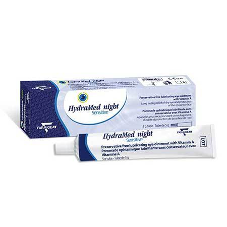 HydraMed Night Sensitive