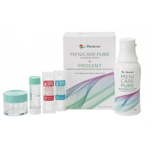 Menicare Pure 50ml & Progent Travel Pack