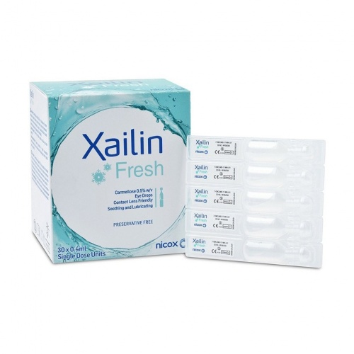 Xailin Fresh Eye Drops